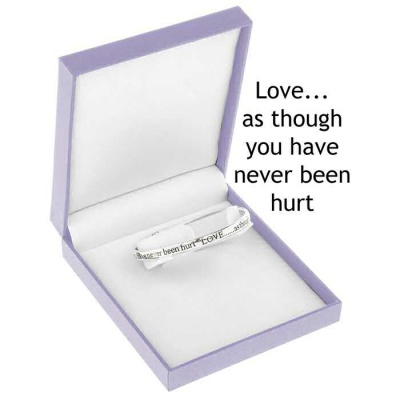 equilibrium Bangle LOVE...as though you have never been hurt