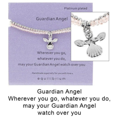 equilibrium Friendship Bracelet ''Guardian Angel''