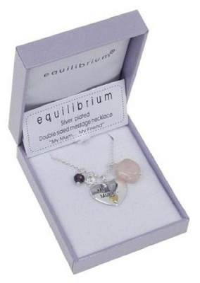 equilibrium ''My Mum, My Friend'' Necklace