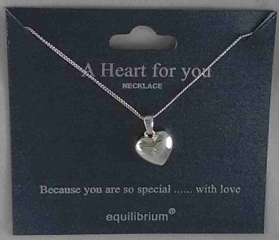 equilibrium A Heart for you Necklace