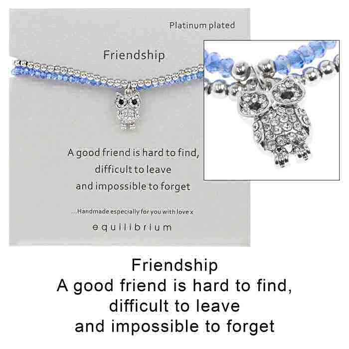 equilibrium Friendship Bracelet ''Friendship''
